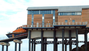Tenby Lifeboat Station